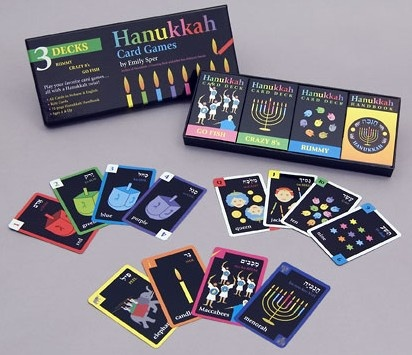 Hanukkah Card Games