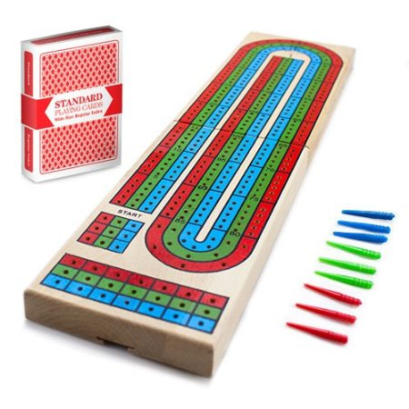 Cribbage with cards