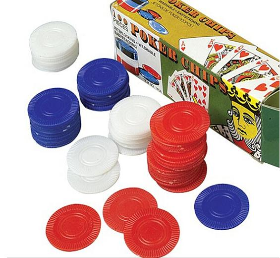 2g Poker Chips Set