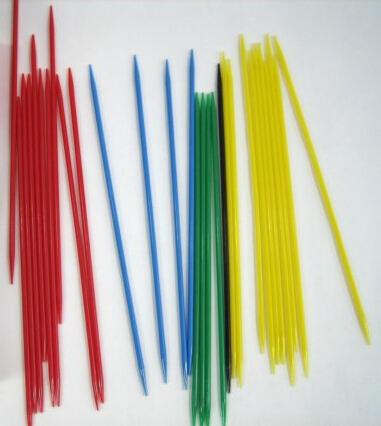 Plastic Pick-Up Sticks