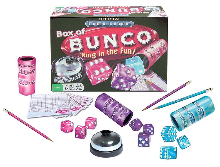 Bunco Board Game
