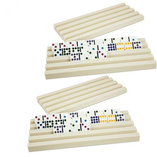 Plastic Domino Trays